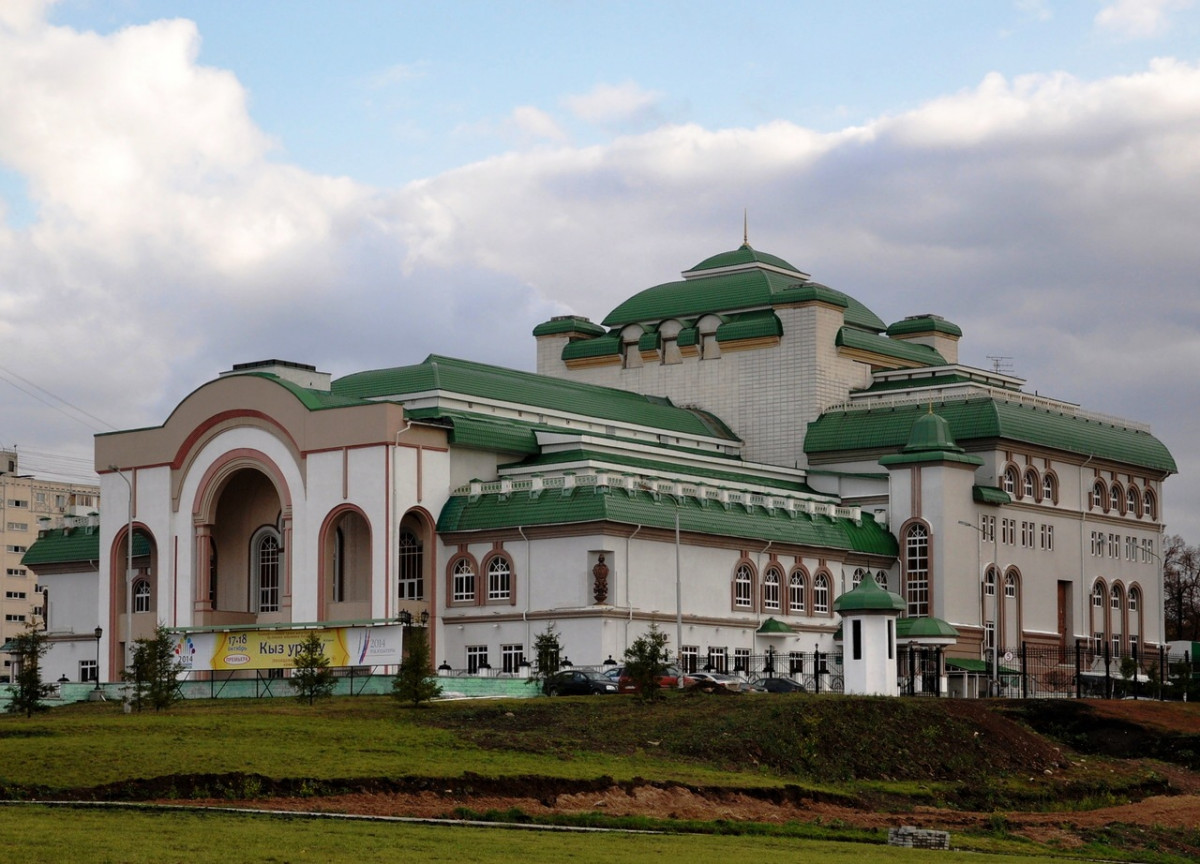 Фото: Татарский театр «Нур»
