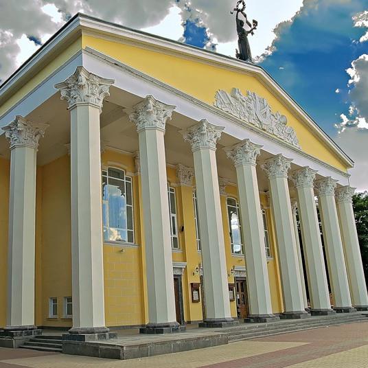 Фото: Белгородский Академический драматический театр им. М.С. Щепкина