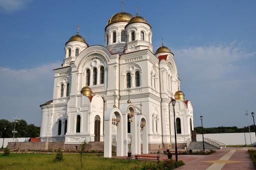 Фото: Валуйский Успенский Николаевский мужской монастырь