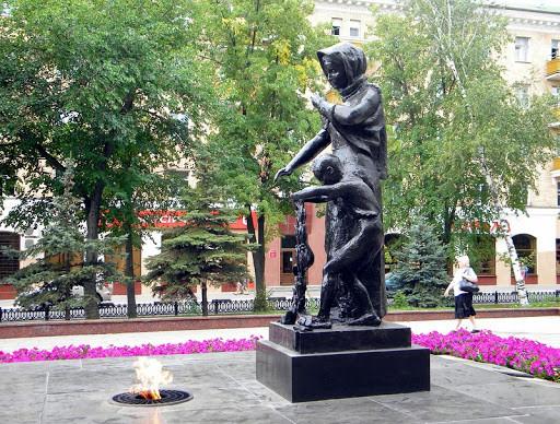 Фото: Мемориал Вечный огонь