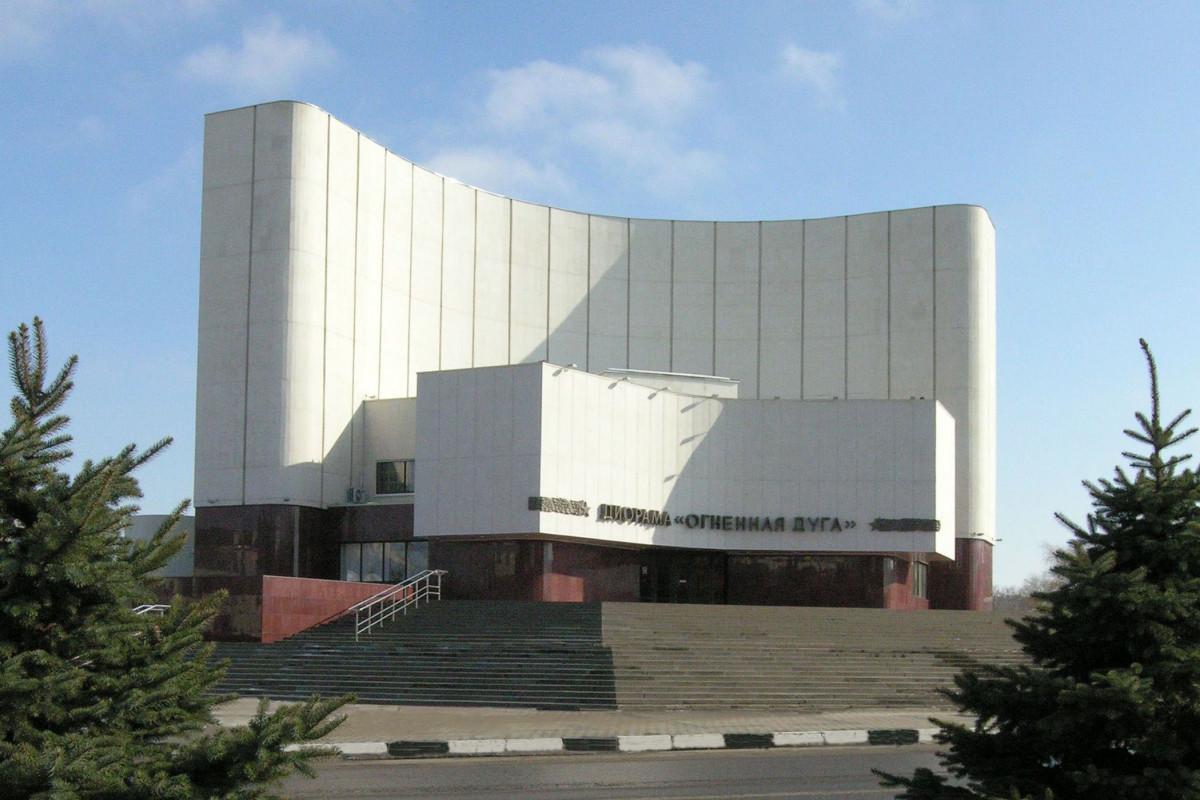 Фото: Музей-диорама Курская битва