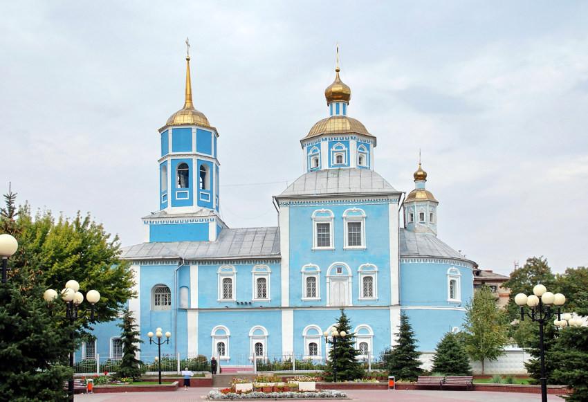 Фото: Смоленский собор