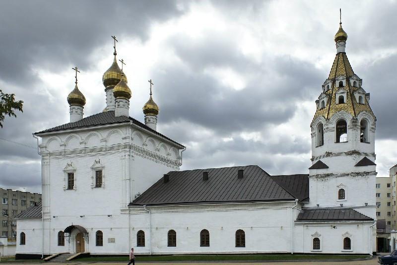 Фото: Успенско-Николаевский собор
