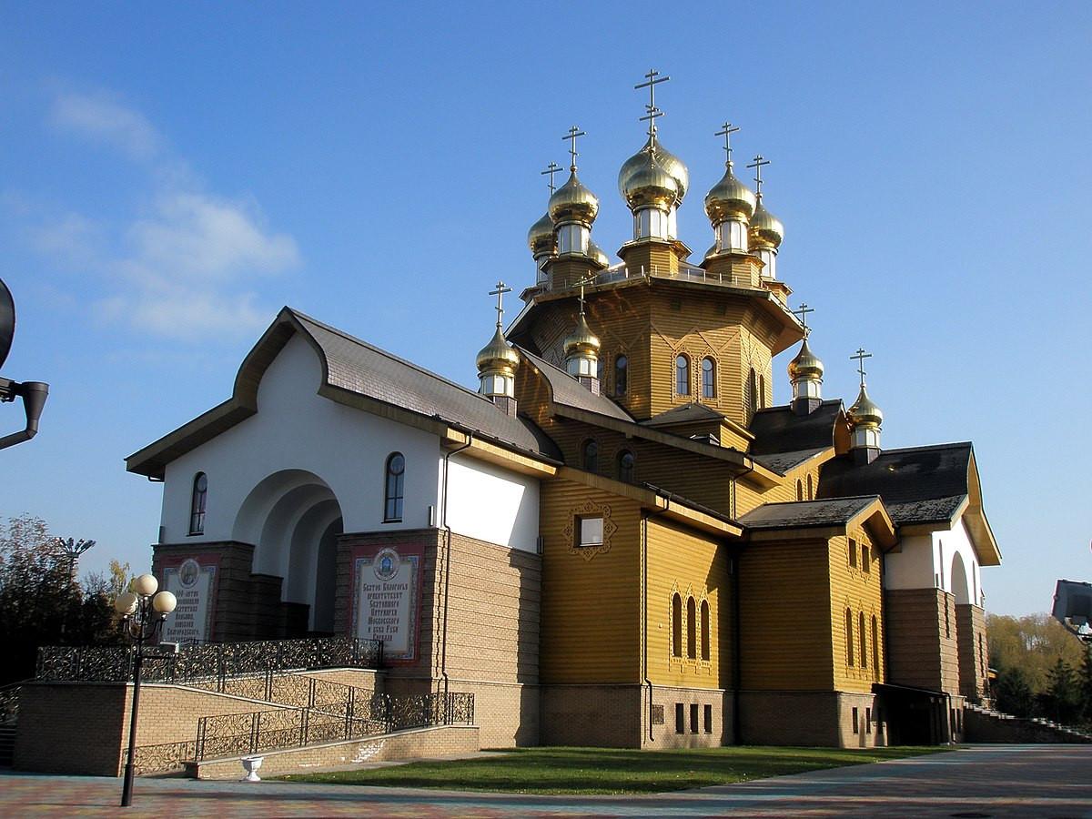 Фото: Храм святых мучениц Веры Надежды Любови и матери их Софии