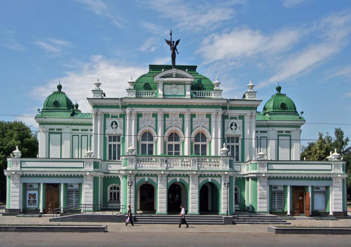 Фото: Омский академический театр драмы