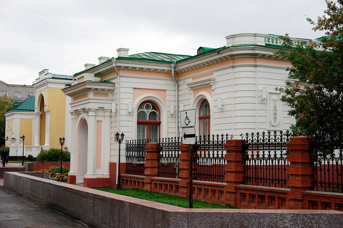 Фото: Особняк купца Батюшкина