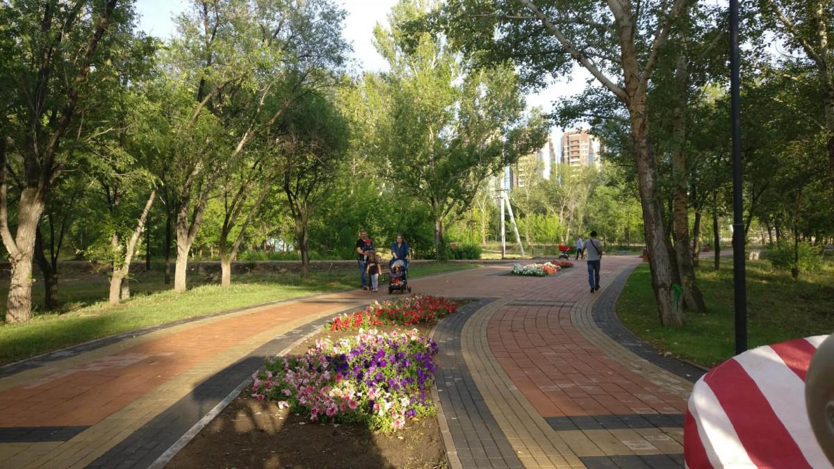 Фото: Парк культуры и отдыха имени 30-летия ВЛКСМ