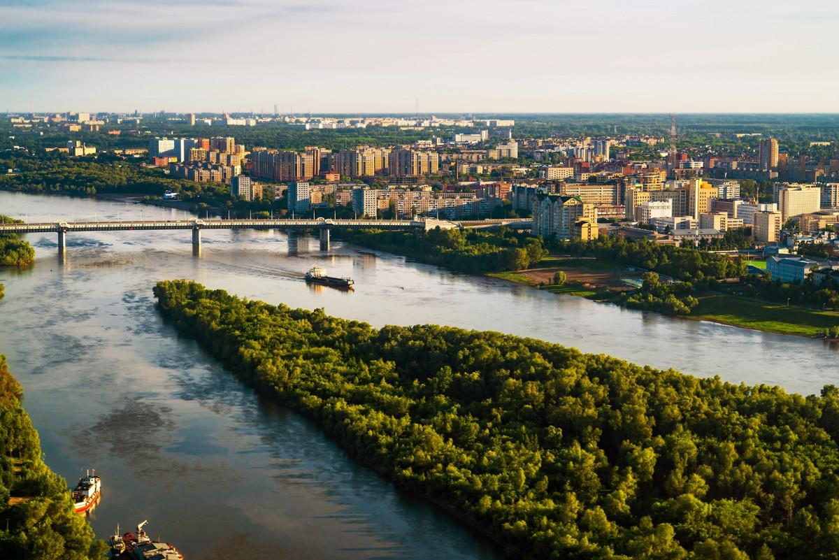 Фото: Река Иртыш