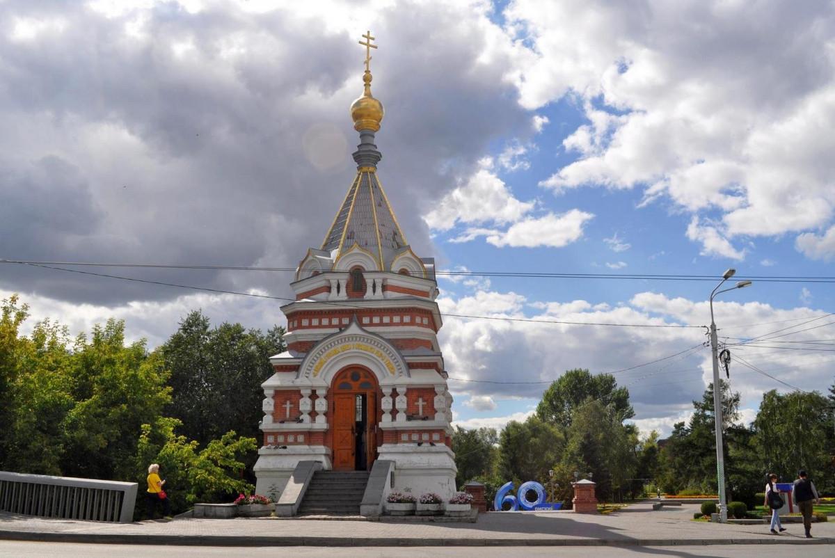 Фото: Серафимо-Алексеевская часовня