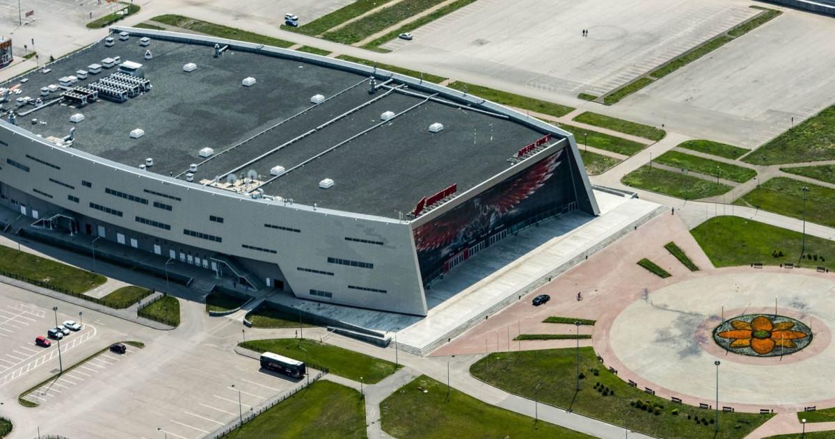 Фото: Спортивный комплекс Арена