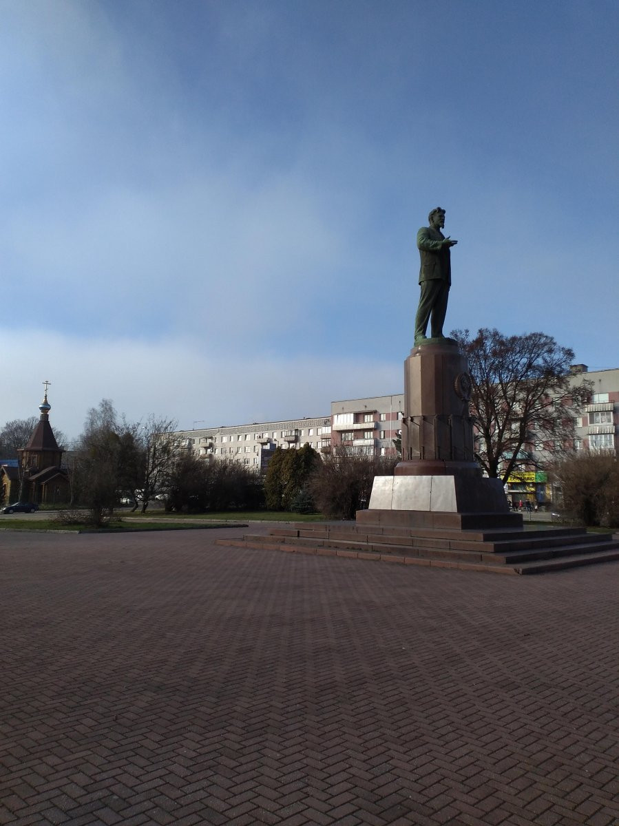 Фото: Площадь Калинина