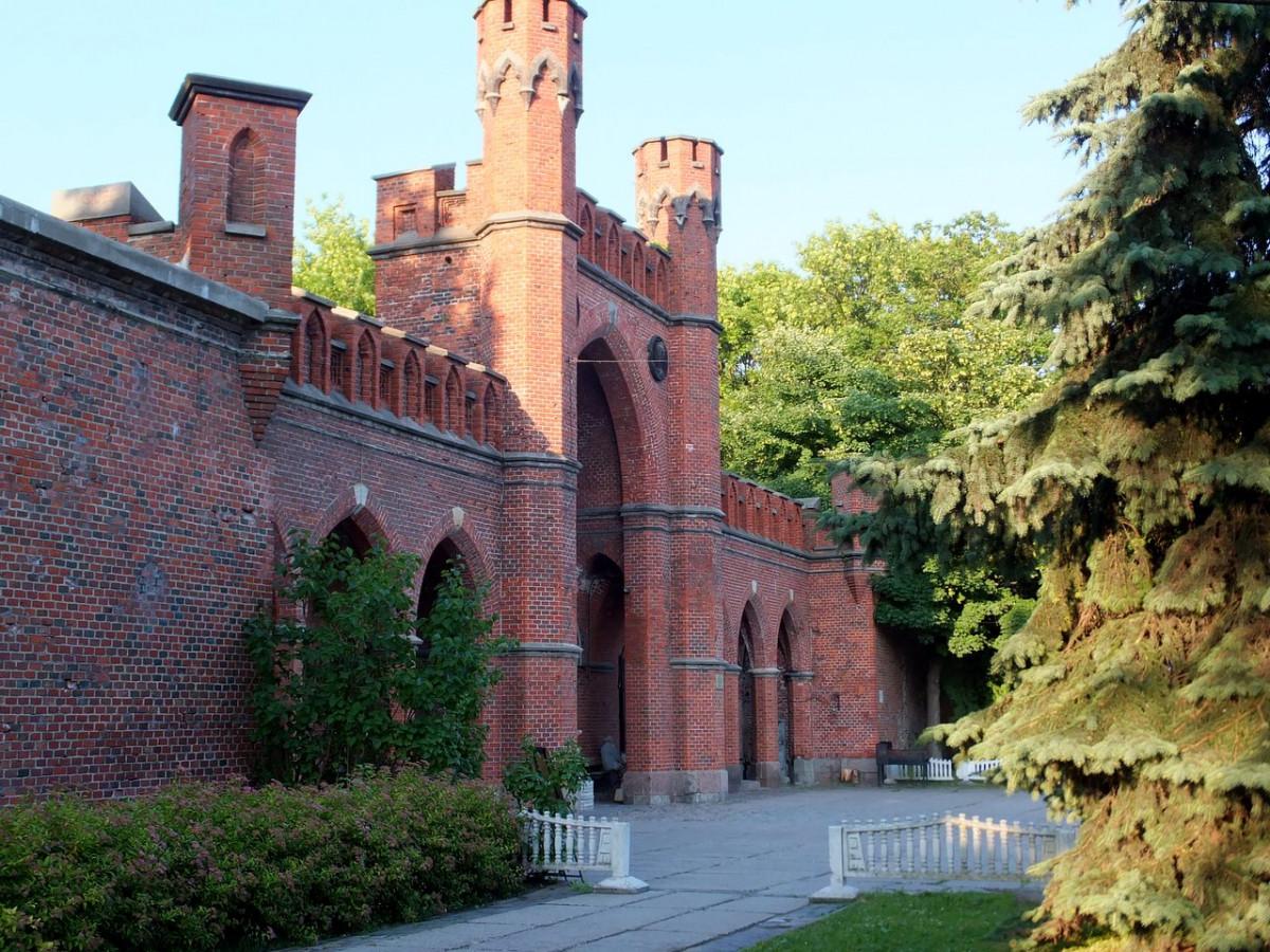 Фото: Росгартенские ворота