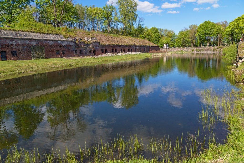 Фото: Форт № 5 — Король Фридрих Вильгельм III
