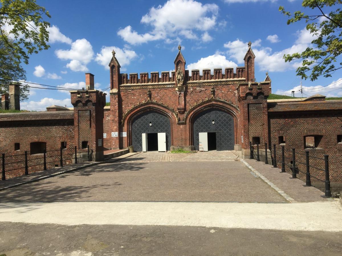 Фото: Фридландские ворота