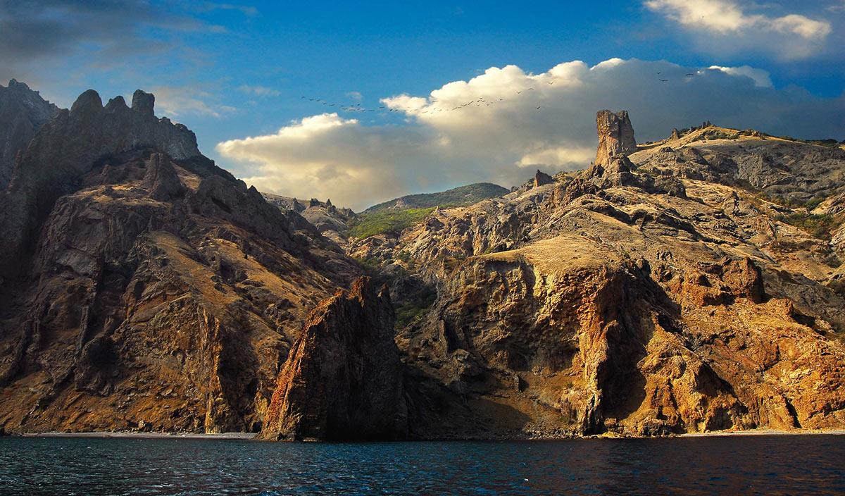 Фото: Гора Карадаг